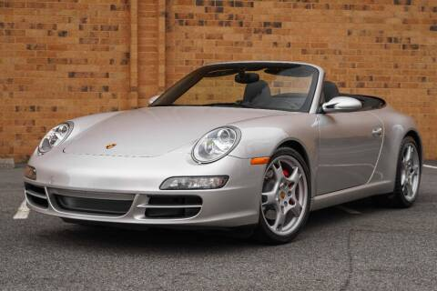 2007 Porsche 911 for sale at Vantage Auto Wholesale in Lodi NJ