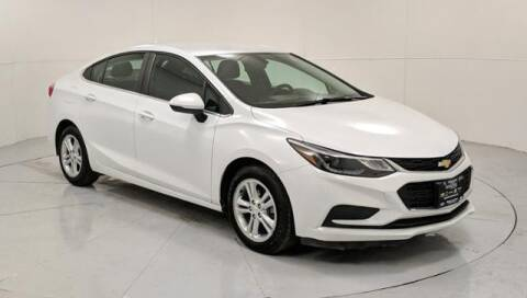 2017 Chevrolet Cruze for sale at ROGERS  AUTO  GROUP in Chicago IL