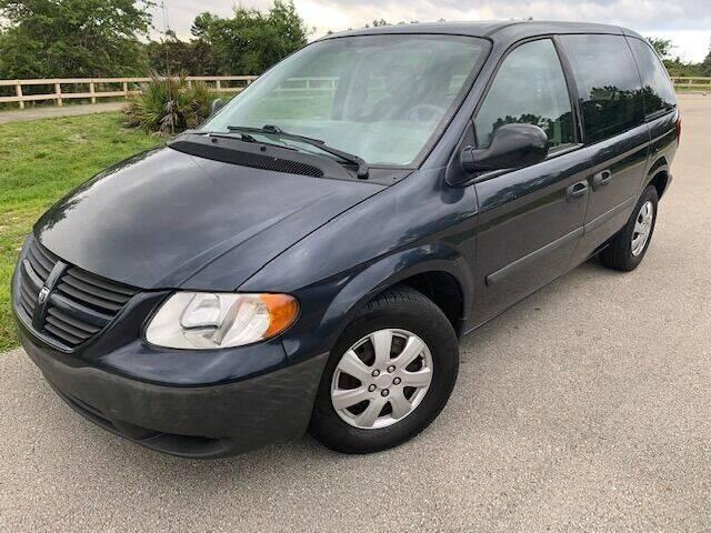 2007 Dodge Caravan for sale at Deerfield Automall in Deerfield Beach FL