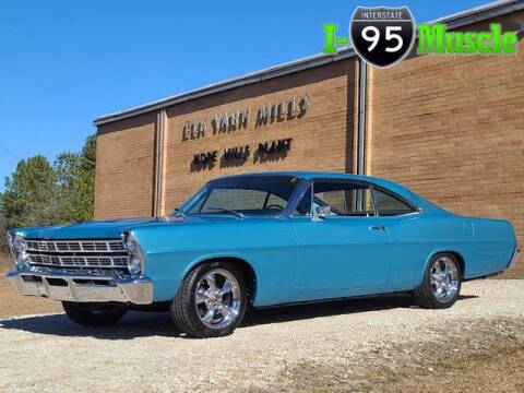 1967 Ford Galaxie for sale at I-95 Muscle in Hope Mills NC