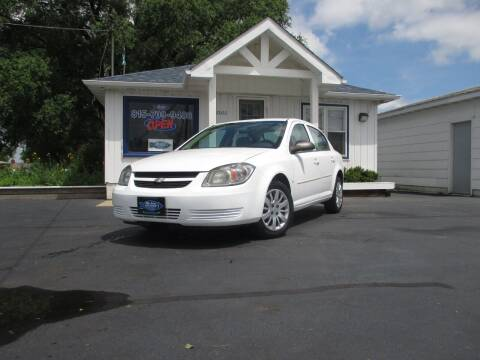 2009 Chevrolet Cobalt for sale at Blue Arrow Motors in Coal City IL