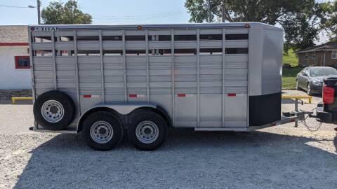 2018 TITAN 4 HORSE BUMPER HITCH for sale at Sarpy County Motors in Springfield NE