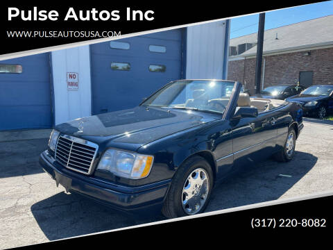 1995 Mercedes-Benz E-Class for sale at Pulse Autos Inc in Indianapolis IN
