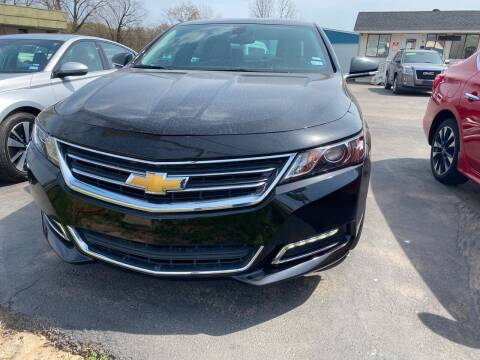 2020 Chevrolet Impala for sale at BEST AUTO SALES in Russellville AR