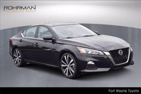 2020 Nissan Altima for sale at BOB ROHRMAN FORT WAYNE TOYOTA in Fort Wayne IN