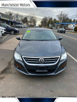 2012 Volkswagen CC for sale at Manchester Motors in Manchester CT