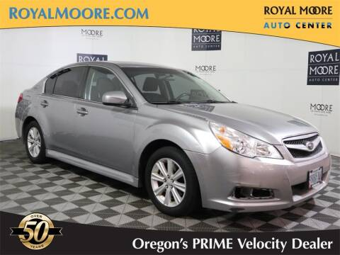 2011 Subaru Legacy for sale at Royal Moore Custom Finance in Hillsboro OR