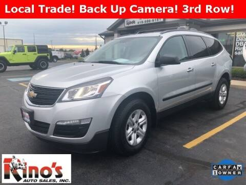 2016 Chevrolet Traverse for sale at Rino's Auto Sales in Celina OH