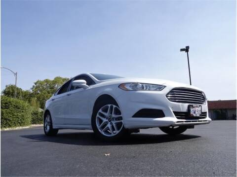 2014 Ford Fusion for sale at BAY AREA CAR SALES in San Jose CA