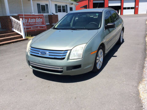 2009 Ford Fusion for sale at Ace Auto Sales - $1000 DOWN PAYMENTS in Fyffe AL