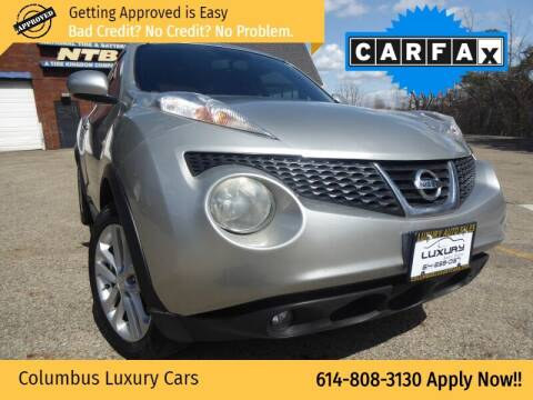 2011 Nissan JUKE for sale at Columbus Luxury Cars in Columbus OH