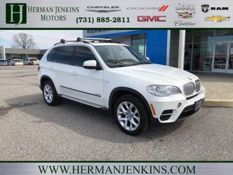 2013 BMW X5 for sale at Herman Jenkins Used Cars in Union City TN