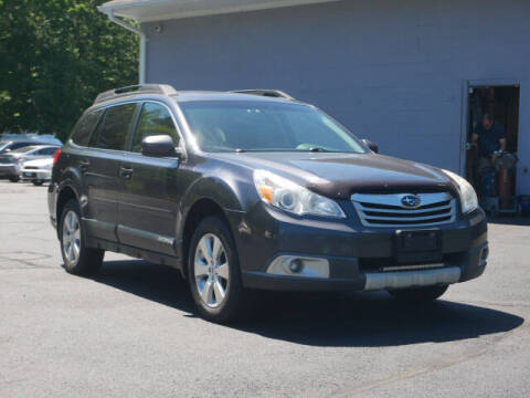 2012 Subaru Outback for sale at Canton Auto Exchange in Canton CT