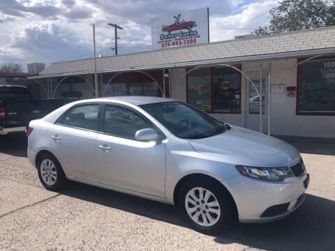 2012 Kia Forte for sale at Senor Coche Auto Sales in Las Cruces NM