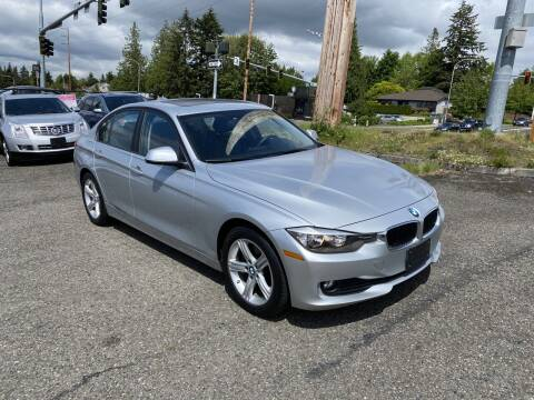 2015 BMW 3 Series for sale at KARMA AUTO SALES in Federal Way WA