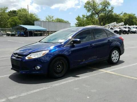 2012 Ford Focus for sale at Gulf Financial Solutions Inc DBA GFS Autos in Panama City Beach FL