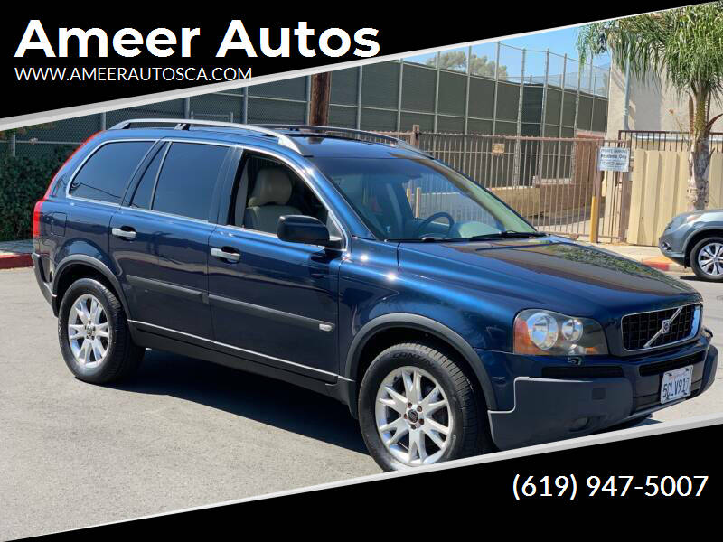 Used 2004 Volvo Xc90 For Sale In California Carsforsale Com