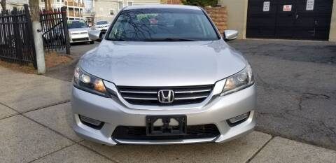 2013 Honda Accord for sale at Motor City in Roxbury MA
