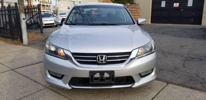 2013 Honda Accord for sale at Motor City in Roxbury MA