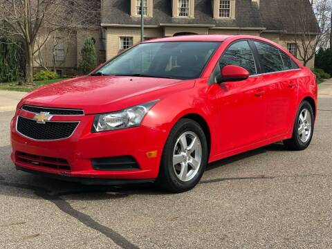 2014 Chevrolet Cruze for sale at Five Star Auto Group in North Canton OH