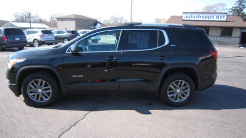 2018 GMC Acadia for sale at Auto Shoppe in Mitchell SD
