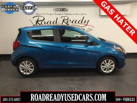 2019 Chevrolet Spark for sale at Road Ready Used Cars in Ansonia CT
