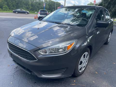 2015 Ford Focus for sale at Elite Florida Cars in Tavares FL