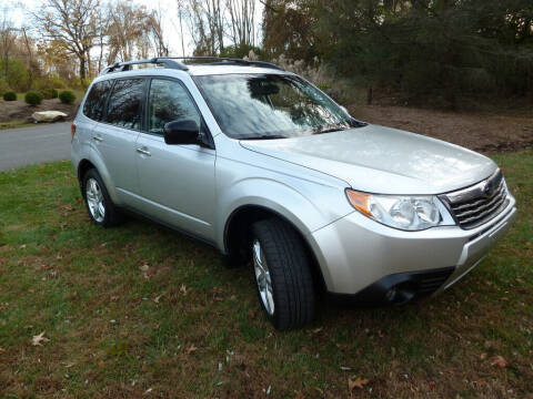 2010 Subaru Forester for sale at Kaners Motor Sales in Huntingdon Valley PA