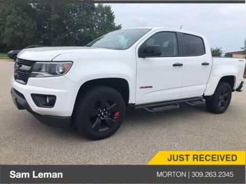 2018 Chevrolet Colorado for sale at Sam Leman CDJRF Morton in Morton IL