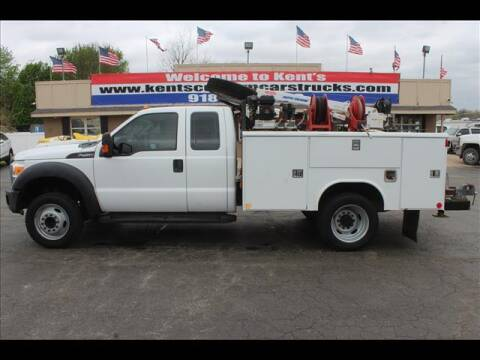 2015 Ford F-450 Super Duty for sale at Kents Custom Cars and Trucks in Collinsville OK