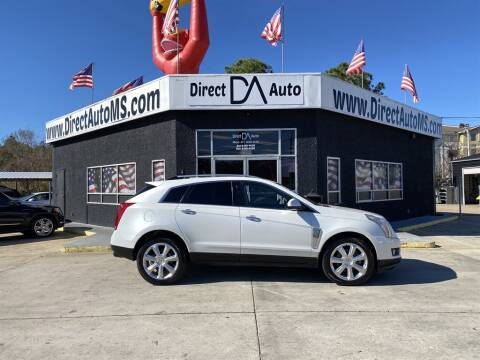 2013 Cadillac SRX for sale at Direct Auto in D'Iberville MS
