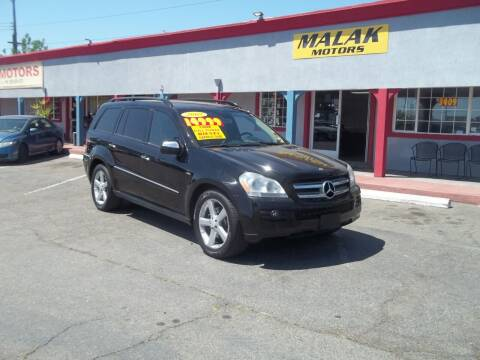 2009 Mercedes-Benz GL-Class for sale at Atayas Motors INC #1 in Sacramento CA
