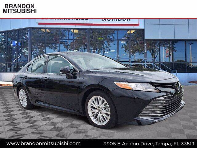 2018 Toyota Camry for sale in Tampa, FL