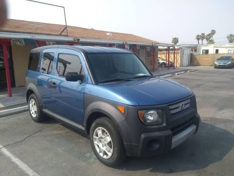 2008 Honda Element for sale at Car Spot in Las Vegas NV