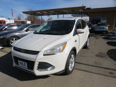 2014 Ford Escape for sale at Nile Auto Sales in Denver CO