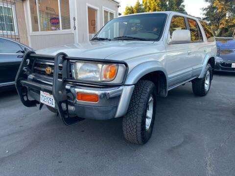 1997 Toyota 4Runner for sale at Ronnie Motors LLC in San Jose CA
