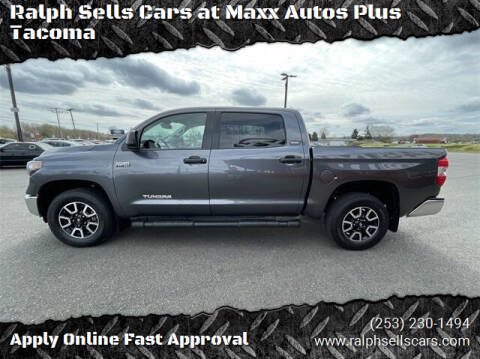 2020 Toyota Tundra for sale at Ralph Sells Cars at Maxx Autos Plus Tacoma in Tacoma WA