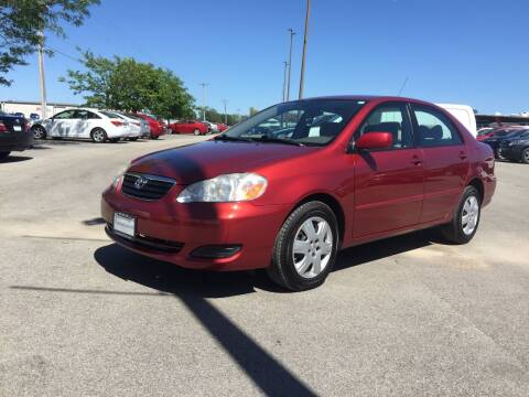 2008 Toyota Corolla for sale at CousineauCars.com in Appleton WI