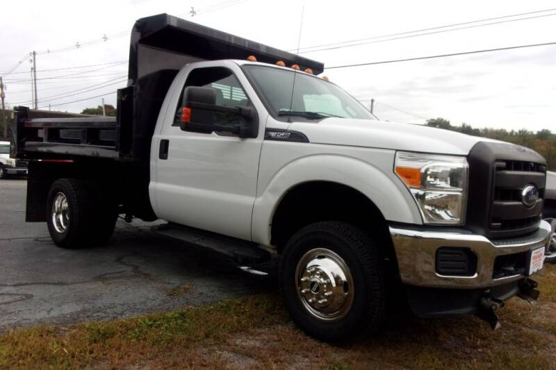 2016 Ford F-350 Super Duty for sale at Dave Franek Automotive in Wantage NJ