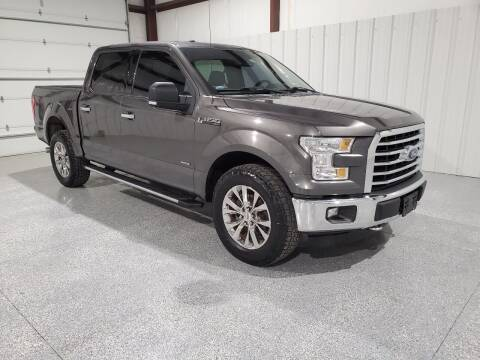 2015 Ford F-150 for sale at Hatcher's Auto Sales, LLC in Campbellsville KY