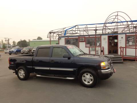 2006 GMC Sierra 1500 for sale at Jim's Cars by Priced-Rite Auto Sales in Missoula MT