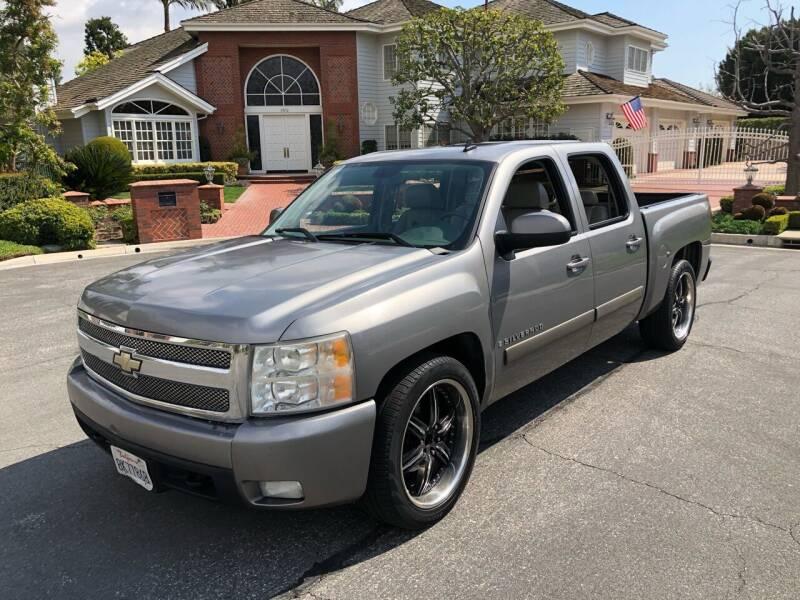 2007 Chevrolet Silverado 1500 for sale at Carmelo Auto Sales Inc in Orange CA