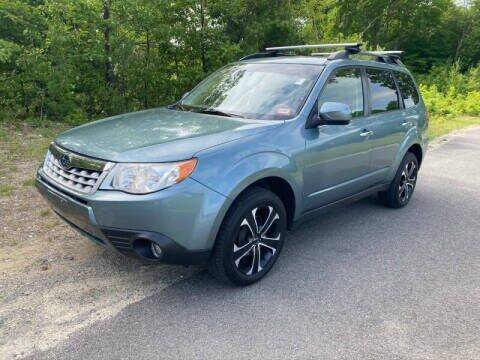 2011 Subaru Forester for sale at Mike's Motor Group in Tyngsboro MA