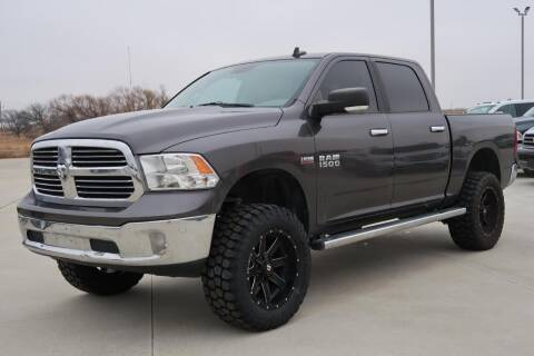 2017 RAM Ram Pickup 1500 for sale at Lipscomb Auto Center in Bowie TX