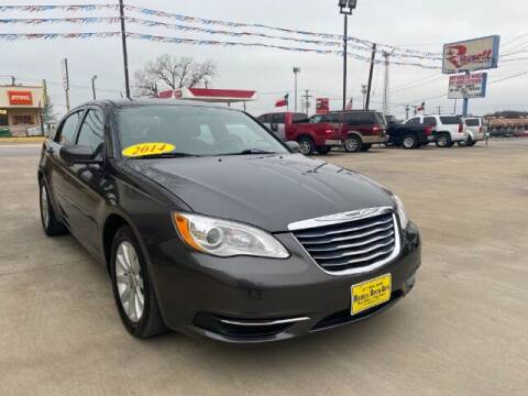 2014 Chrysler 200 for sale at Russell Smith Auto in Fort Worth TX