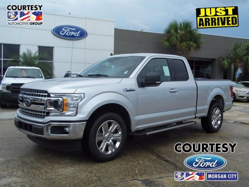 2019 Ford F-150 for sale at Courtesy Toyota & Ford in Morgan City LA