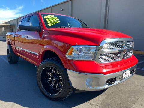 2013 RAM Ram Pickup 1500 for sale at Xtreme Truck Sales in Woodburn OR