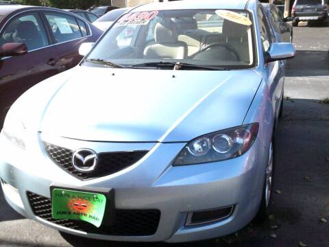2007 Mazda MAZDA3 for sale at JIMS AUTO MART INC in Milwaukee WI