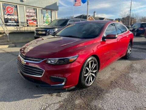 2018 Chevrolet Malibu for sale at Bagwell Motors in Lowell AR