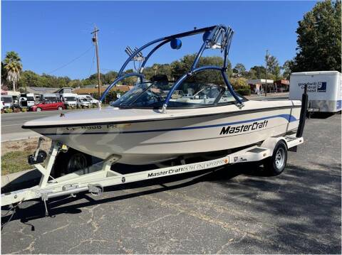 1998 Master Craft CRSS19S for sale at Dealers Choice Inc in Farmersville CA